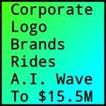 Corporate Logo Brands Rides A.I. Wave To $15.5M