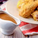 How to make Gravy with Flour and Water and Grease