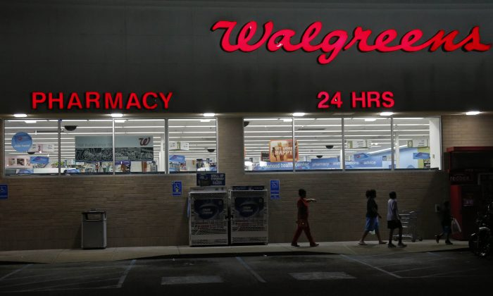 24 Hour Pharmacy Walgreens