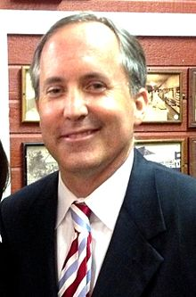 Office of Attorney General of Texas - Ken Paxton