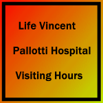 Vincent Pallotti Visiting Hours