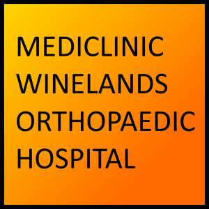 MEDICLINIC WINELANDS ORTHOPAEDIC HOSPITAL