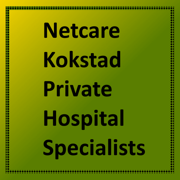 Netcare Kokstad Private Hospital Specialists
