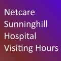 Netcare Sunninghill Hospital Visiting Hours