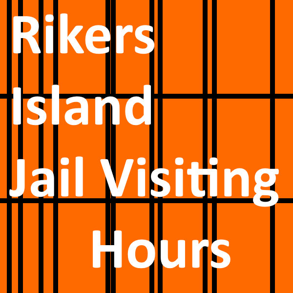 Rikers Island Jail Visiting Hours