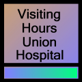 Visiting Hours Union Hospital
