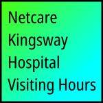 Kingsway Hospital Visiting Hours