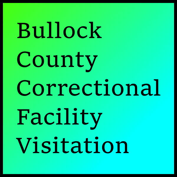 Bullock County Correctional Facility Visitation