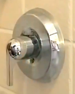 How to remove Delta shower handle