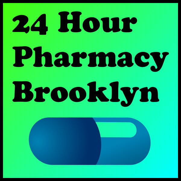 24 Hour Pharmacy Brooklyn