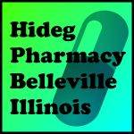 Hideg Pharmacy Belleville Illinois