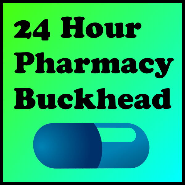 24 Hour Pharmacy Buckhead