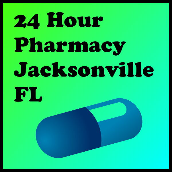 24 Hour Pharmacy Jacksonville FL