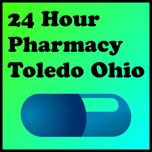 24 Hour Pharmacy Toledo Ohio