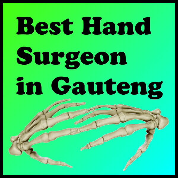 Best Hand Surgeon in Gauteng