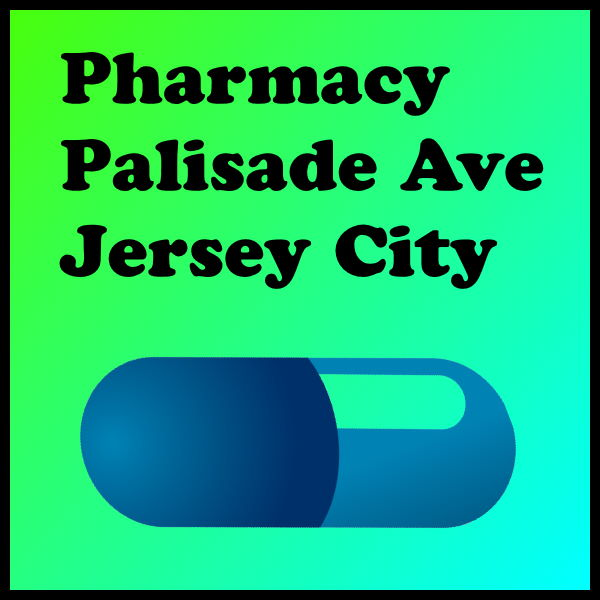 Pharmacy Palisade Ave Jersey City