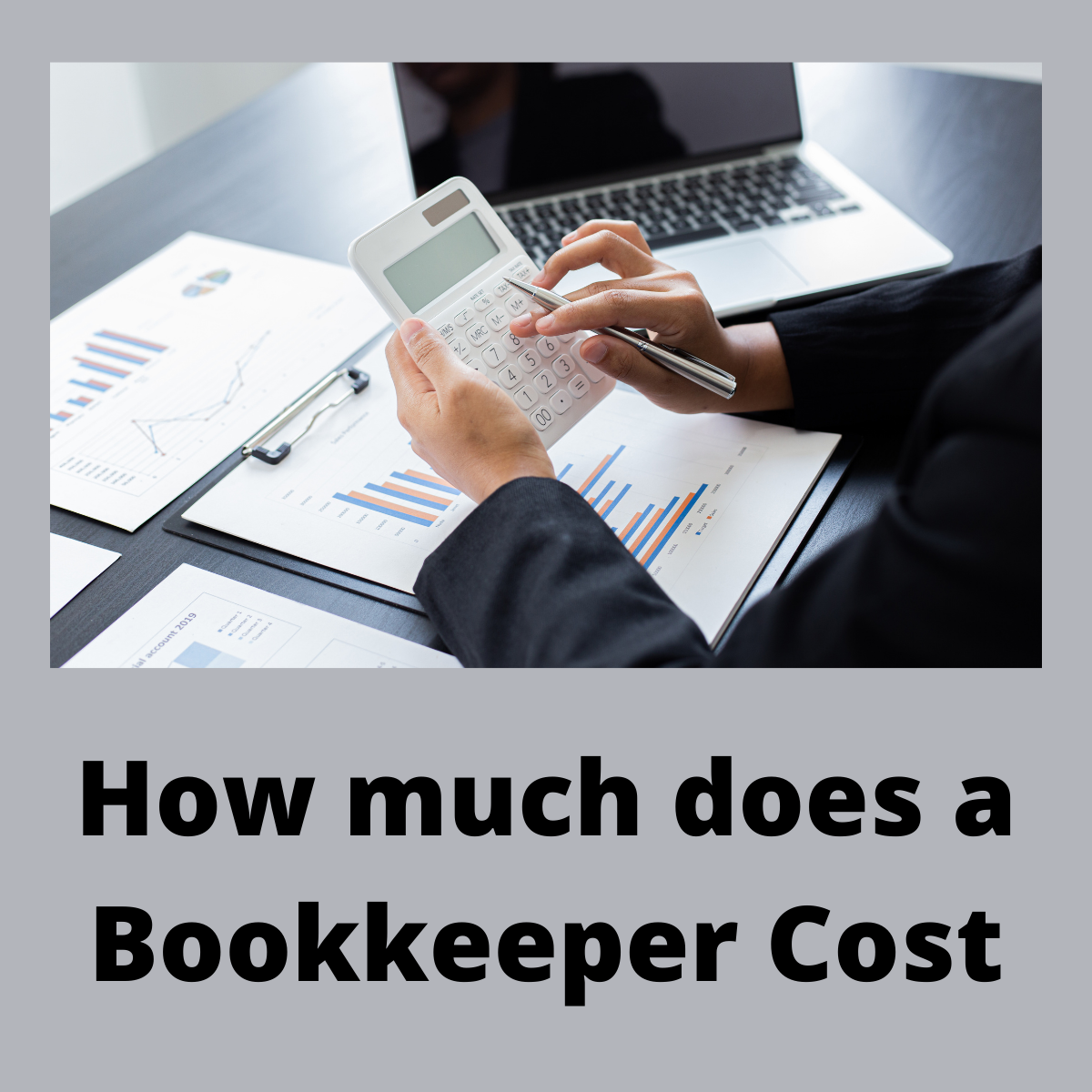How much does a Bookkeeper Cost