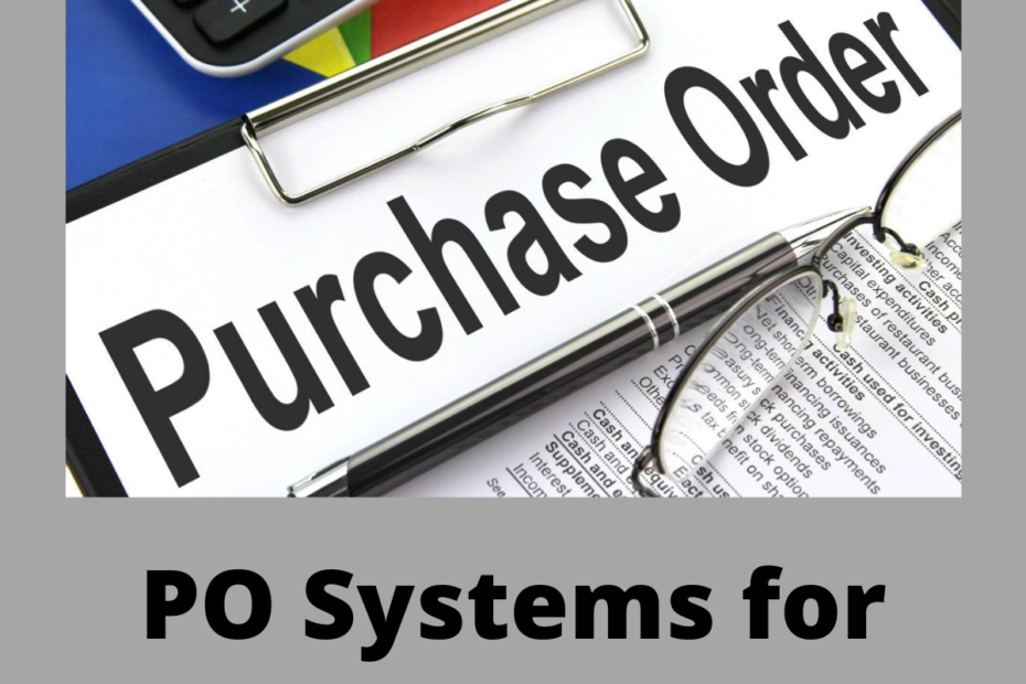 PO Systems for Small Business