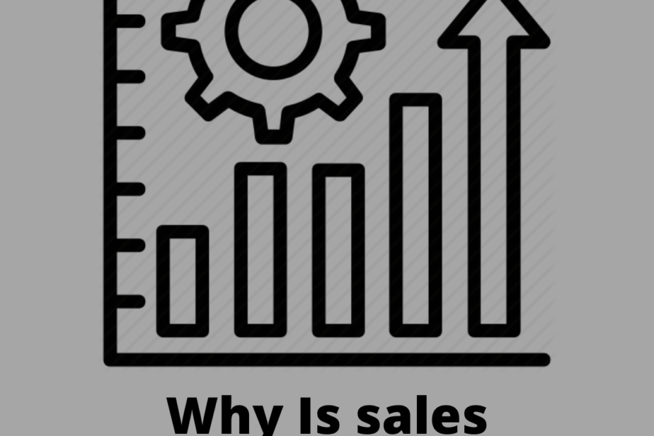 Why Is sales Forecasting Important