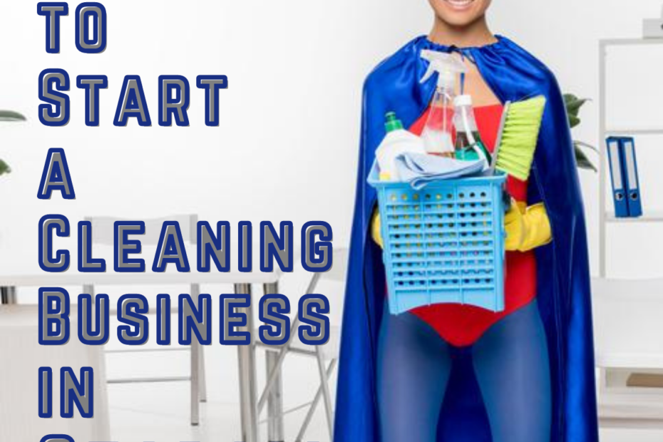 How to Start a Cleaning Business in Georgia