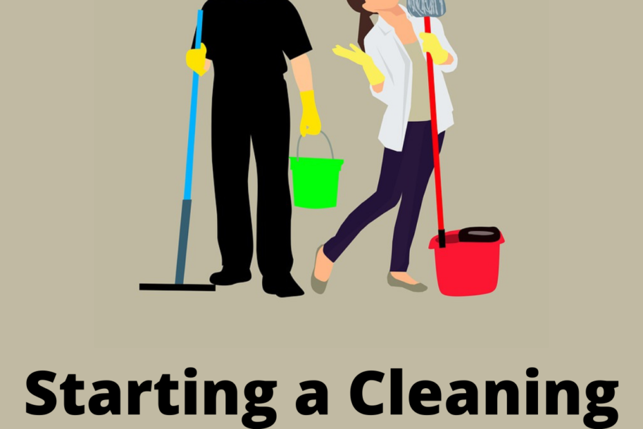 Starting a Cleaning Business in Florida